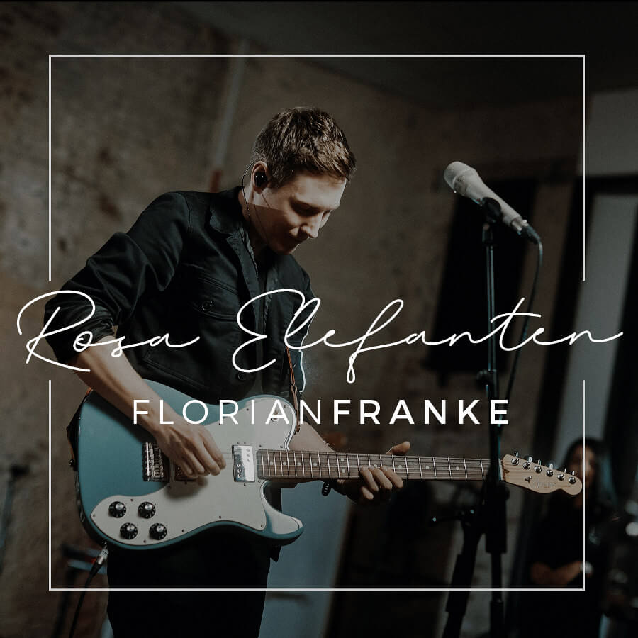 "Florian Franke - ""Rosa Elefanten"" (Single – Florian Franke Records)"