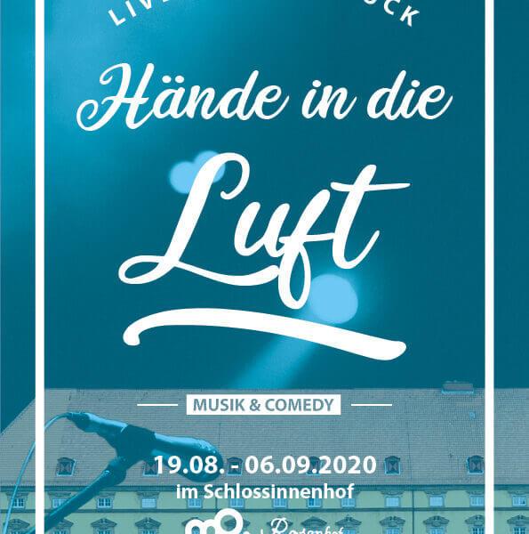 """""""Hände In Die Luft"""" – Osnabrücker Kultursommer 2020"""
