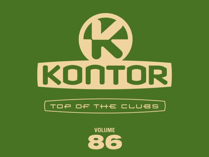"""Kontor Top Of The Clubs Vol. 86"" (CD)"