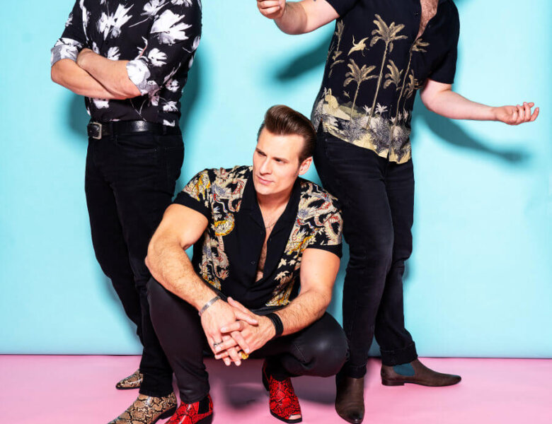 "The Baseballs –  ""Don`t Worry Be Happy"" (Single)"