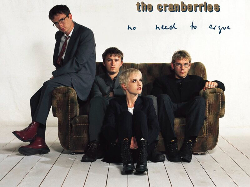 "The Cranberries – ""No Need To Argue (Deluxe Edition)"""