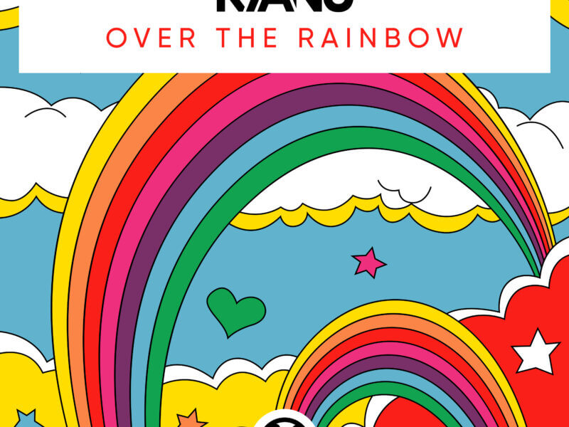 "KYANU – ""Over the Rainbow""   (Single + offizielles Video)"