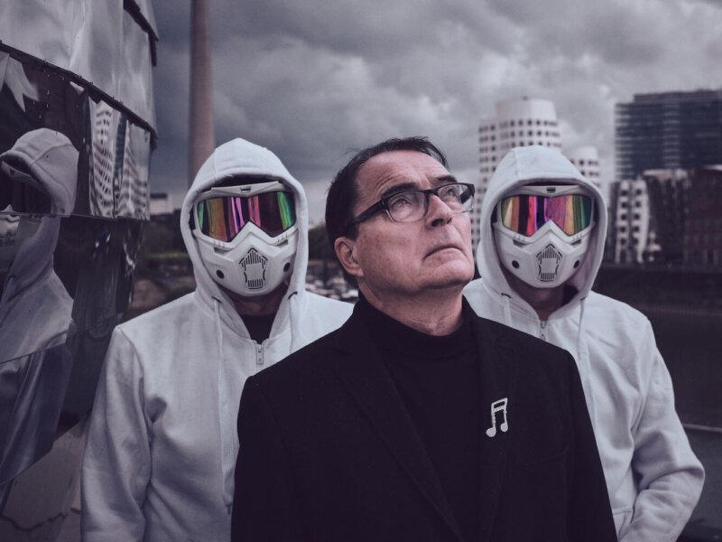 """U96 / Wolfgang Flür – """"Transhuman"""""""