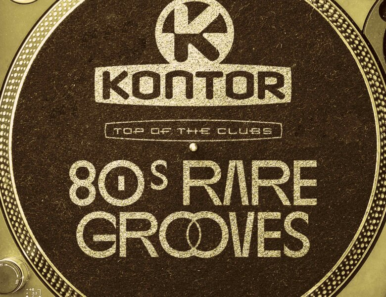 "Various Artists – ""Kontor Top Of The Clubs – 80s  Rare Grooves"""