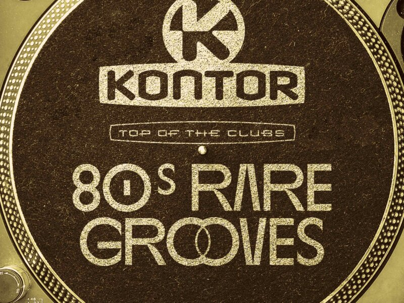 """Various Artists – """"Kontor Top Of The Clubs – 80s  Rare Grooves"""""""