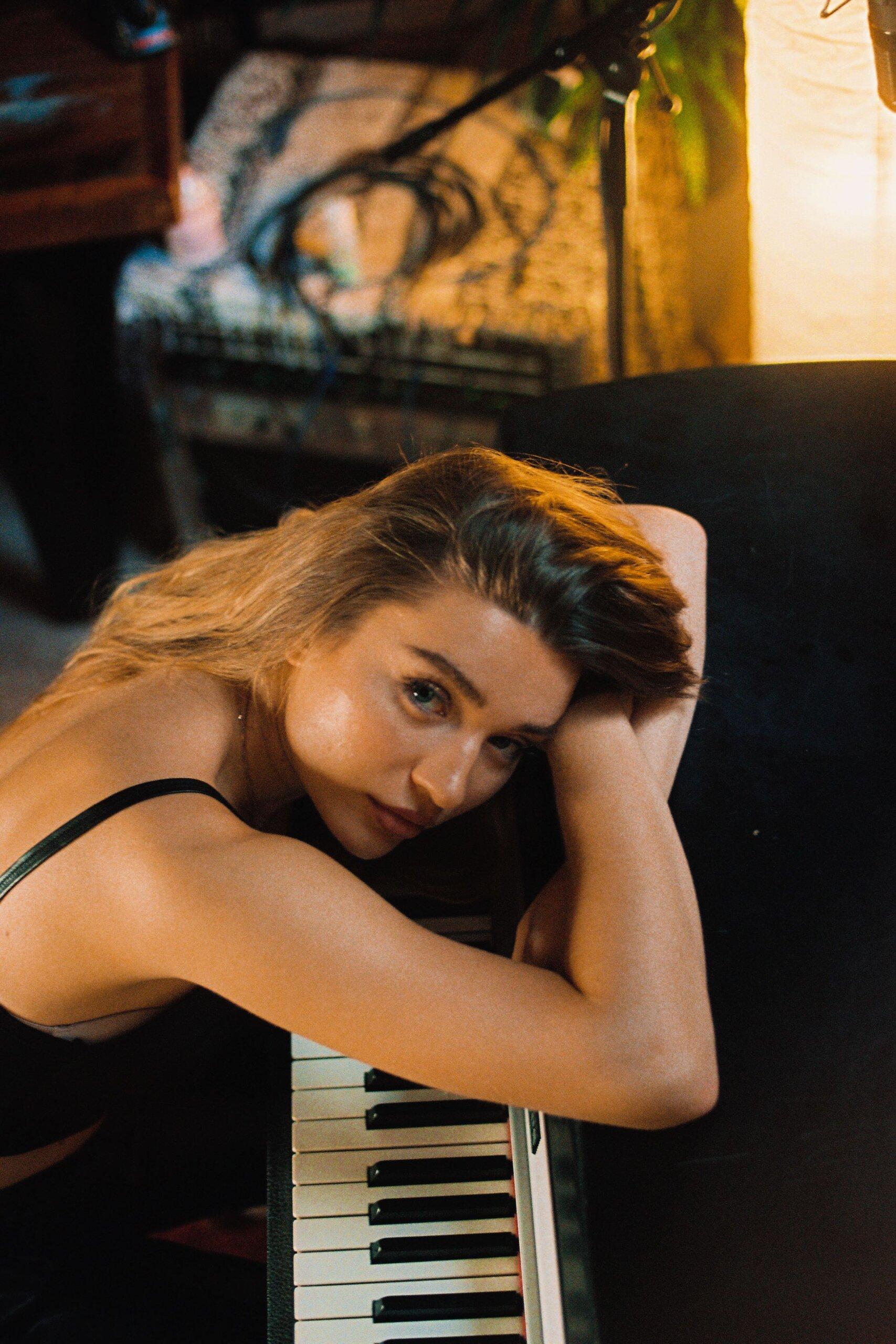 Polina Vita – Pressefoto (Foto Credit: Kame Entertainment)