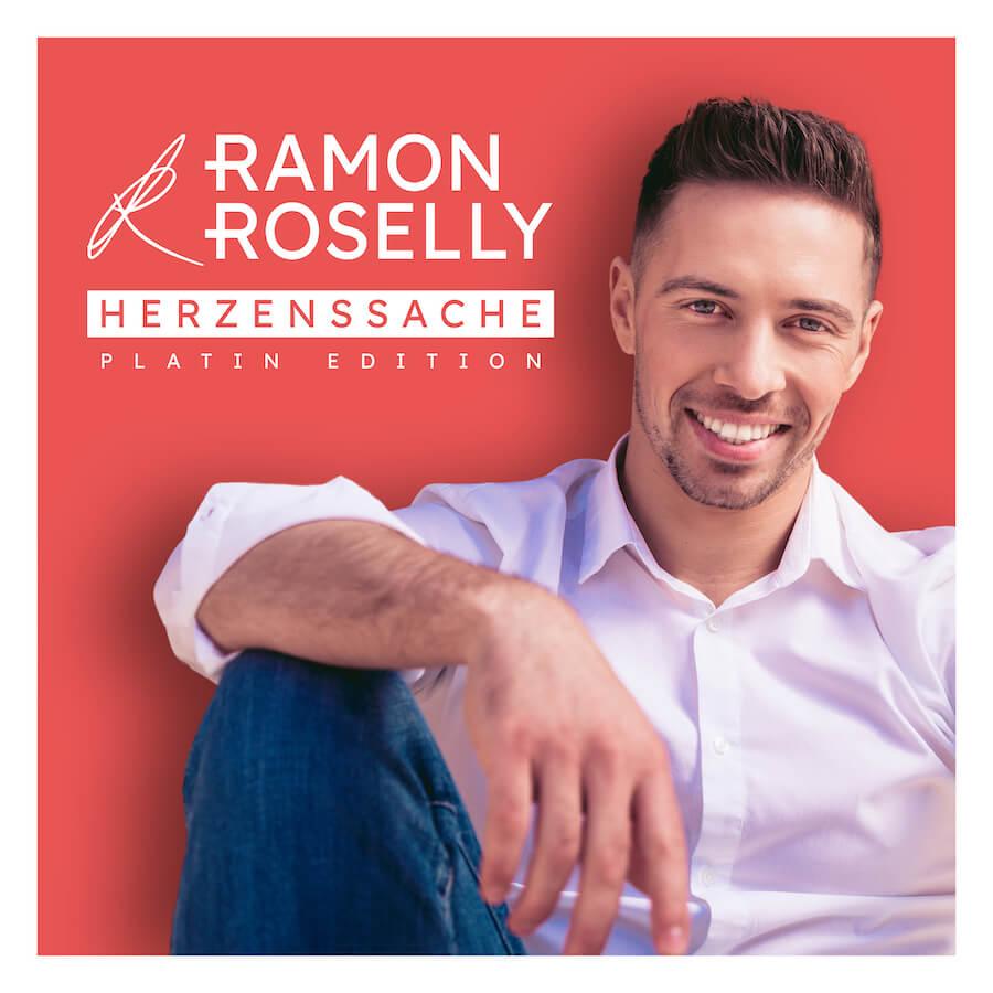 "Ramon Roselly - ""Herzenssache (Platin-Edition)"" (Electrola/Universal)"