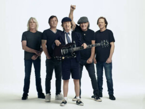 AC/DC - Pressefoto 2020 (Foto Credit: Sony Music)