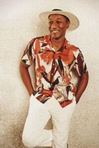 Aloe Blacc - Pressefoto (Foto Credit: Amanda Austin)
