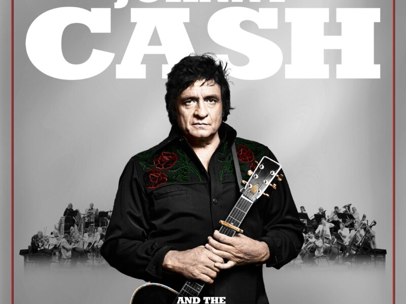 "Johnny Cash – ""Johnny Cash & The Royal Philharmonic Orchestra"""