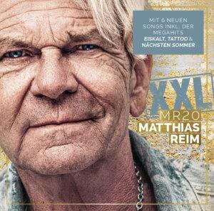 "Matthias Reim – ""MR20 XXL"" (RCA Records/Sony Music)"