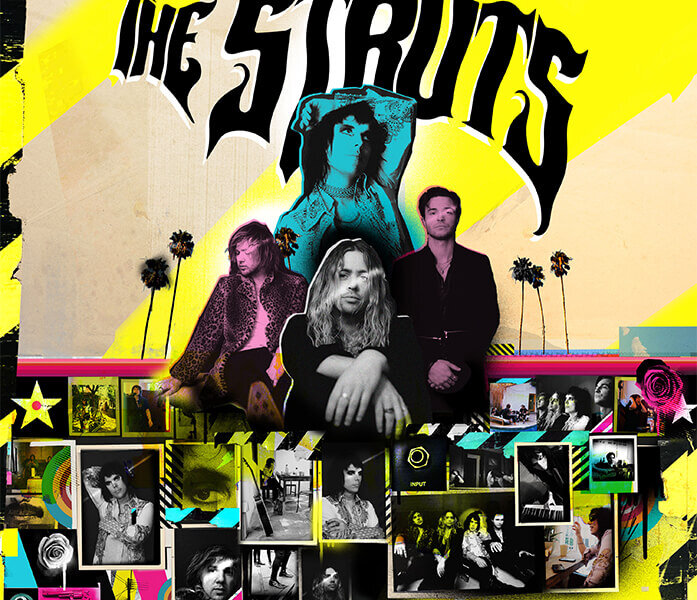 "The Struts feat. Robbie Williams – ""Strange Days"" (Single + offizielles Video)"