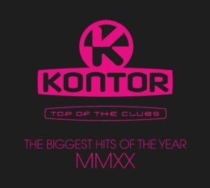 "Various Artists – ""Kontor Top Of The Clubs – The Biggest Hits Of The Year MMXX"" (Kontor Records)"