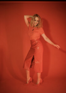 Kylie Minogue - Pressefoto 2020 (Foto Credit: Denys Dionysios)
