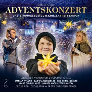"""Dresdner Kreuzchor - """"Das Große Adventskonzert"""" (Berlin Classics/Edel)"""