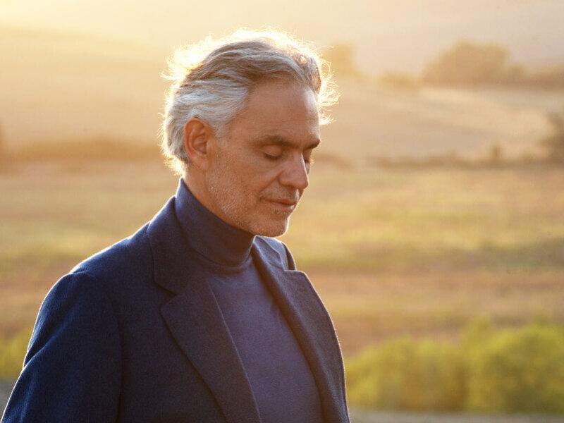 """Andrea Bocelli – """"Believe"""" (Album Review)"""