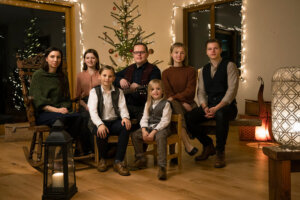 Angelo Kelly & Family - Pressefoto (Foto Credit: Angelo Kelly)