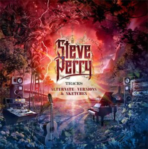"Steve Perry - ""Traces - Alternate Versions And Sketches"" (Fantasy/Concord/Universal Music)"