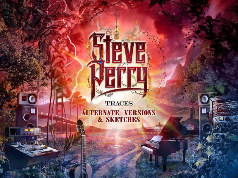 "Steve Perry – ""Traces –  Alternate Versions And Sketches"" (Album Review)"