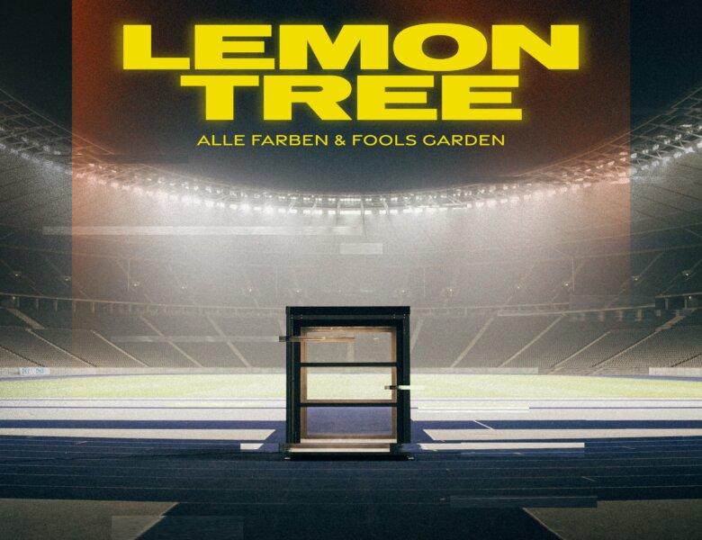 "Alle Farben & Fools Garden – ""Lemon Tree""  (Single + offizielles Video)"