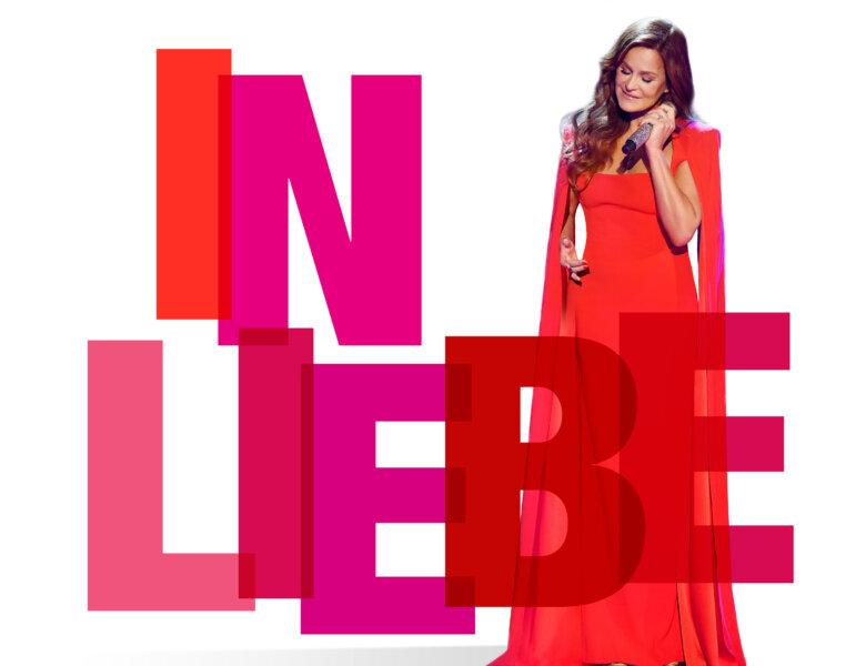 """""""In Liebe"""" – eine exquisite Sammlung von Andrea Berg-Liebesliedern (VÖ: 05.02.2021)"""