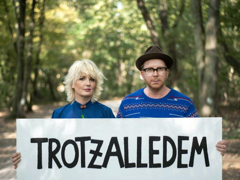 """Klee legen mit """"Danke Nein"""" die erste Single aus dem neuen Album """"Trotzalledem"""" vor"""