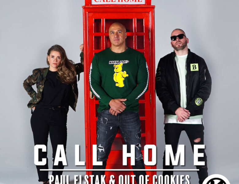 "Paul Elstak & Out Of Cookies – ""Call Home (feat. Renae)"" (Single)"