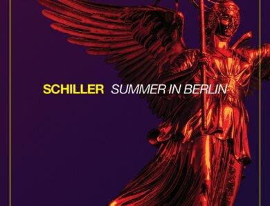 """Schiller – """"Der Goldene Engel"""" (Single + offizielles Video) + Album """"Summer In Berlin"""""""