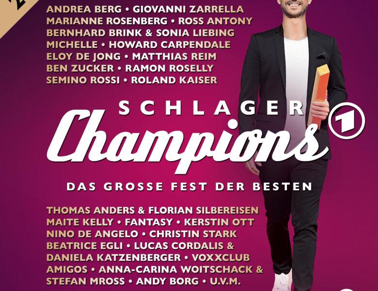 """Various Artists – """"Schlager Champions 2021  – Das Große Fest Der Besten"""" (Album Review)"""