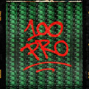 "Bausa ""100 Pro"" (Downbeat Records/Warner)"