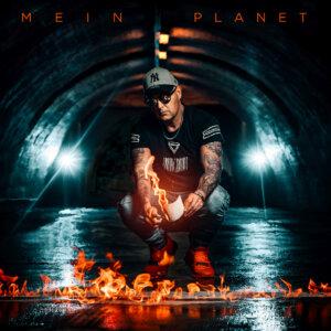"CHIOPS - ""Mein Planet"" (Single – CHIOPS/TREND MUSIC – Foto Credit: Moritz Bechert)"