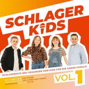 """Schlagerkids - """"Vol. 1"""" (Electrola/Universal Music)"""