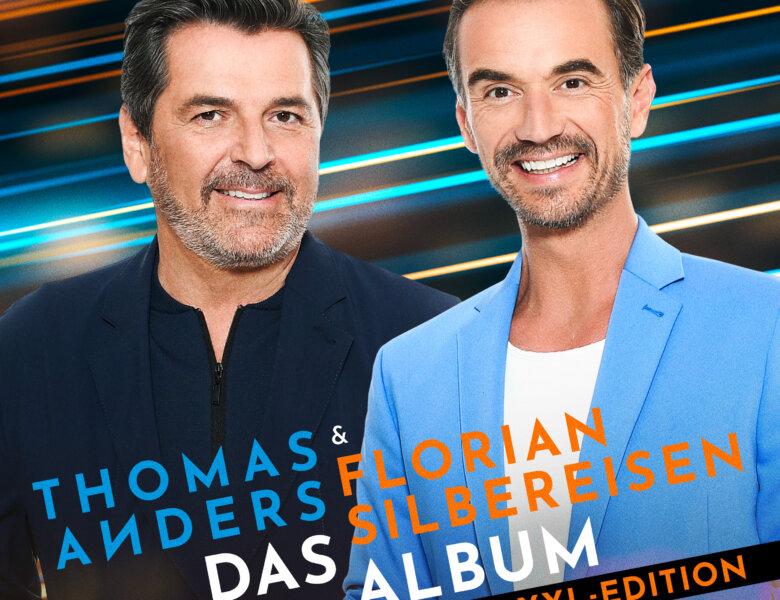 """Thomas Anders & Florian Silbereisen – """"Das Album (Hit-Mix-XXL-Edition)"""""""