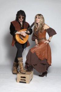 Blackmore`s Night – Pressefoto (Copyright: Minstrel Hall Music / Credit: Michael Keel