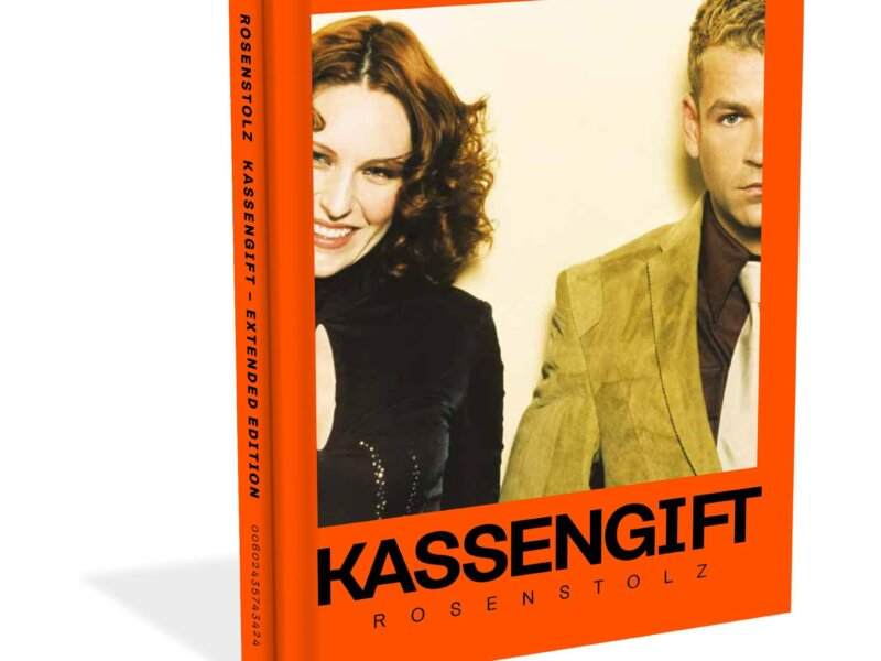 "Rosenstolz – ""Kassengift – Extended Edition"" (Album-Vorstellung)"