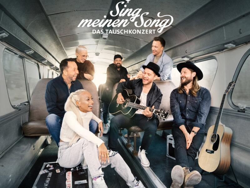"""""""Sing meinen Song – Das Tauschkonzert Vol. 8"""" (Sampler-Vorstellung)"""