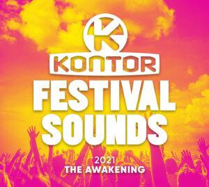 "Various Artists – ""Kontor Festival Sounds 2021 – The Awakening"" (3CDs – Kontor Records/Edel)"