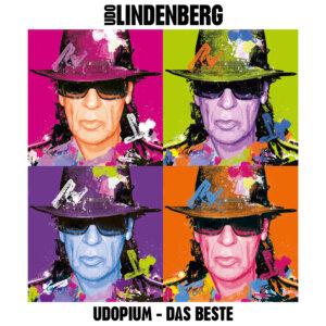 """Udo Lindenberg - """"UDOPIUM – DAS BESTE"""" (Warner Music)"""
