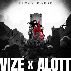 """VIZE & ALOTT - """"Prock House"""" (Kontor Records)"""