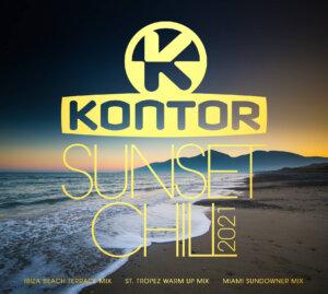"Various Artists - ""Kontor Sunset Chill 2021"" (Kontor Records/Edel)"