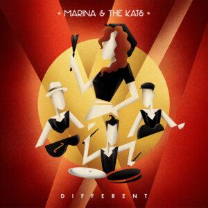 "Marina & The Kats - ""Different""  (Parramatta/Sony Music)"
