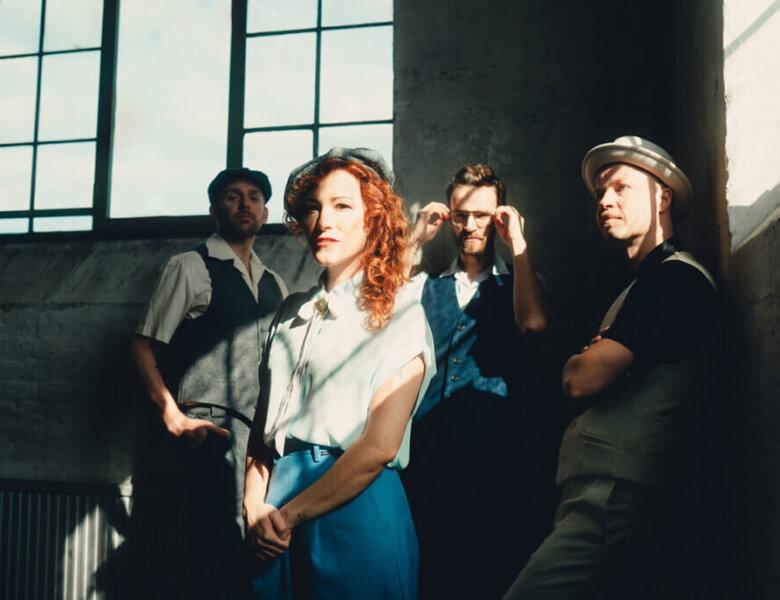 "Marina & The Kats – ""Different""  (Parramatta/Sony Music)"