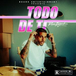 """Rauw Alejandro – """"Todo De Ti"""" (Single - Sony Music Latin)"""