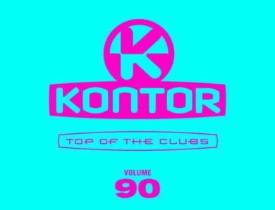 """""""Kontor Top Of The Clubs Vol. 90"""" (Sampler-Vorstellung)"""