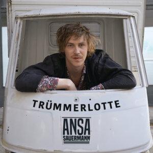 """Ansa Sauermann - """"Trümmerlotte"""" (Lotterlabel/Sony Music)"""