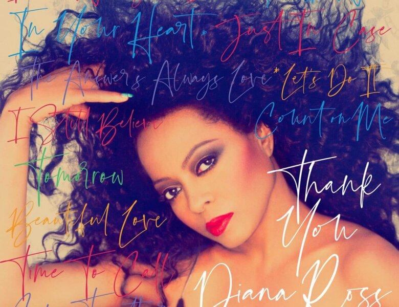 """Diana Ross – """"Thank You"""" (Decca Records) + offizielles Video zum Titeltrack"""
