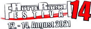 Hütte Rockt Festival 14 (Logo: Credits: https://www.huette-rockt.de/)