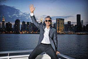 Andrea Bocelli - Pressefoto (Foto Credits (c): Giovanni De Sandre)