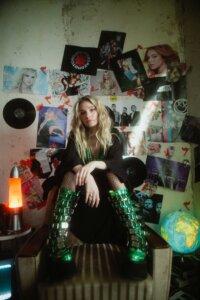 Esther Graf – Pressefoto (Foto Credits: Sony Music)