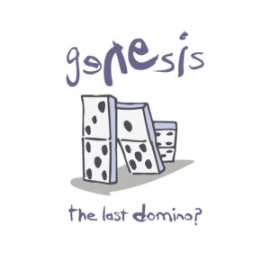 """Genesis - """"The Last Domino?"""" (Virgin)"""